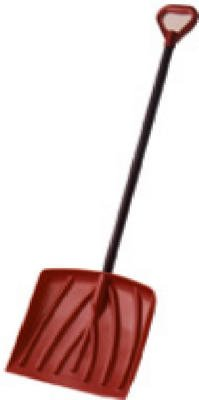 Suncast SK4000 12-Inch Kids Snow Shovel With 34-Inch Resin Handle