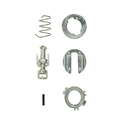(Front Door Lock Cylinder Barrel Repair Kit for BMW E83 X3 2004-2010 E53 X5 2000-2006)