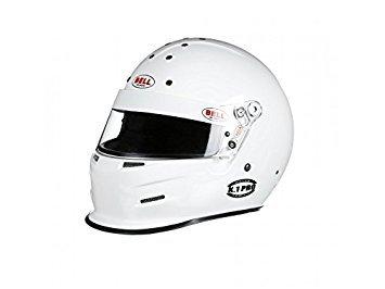 Bell Racing K.1 PRO WHITE MEDIUM (58-59) SA2015 V.15 BRUS - Racing Bell