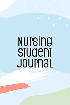 nursing student journal funny nursing theme notebook includes