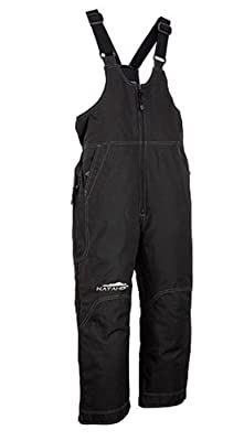 Katahdin Gear Youth Back Country Bib Black 16 P/N 84220606