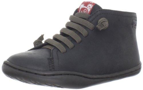 Camper Kids 90019-014 Lace-Up Sneaker (Toddler/Little Kid/Big Kid),Negro,27 EU (10 M US
