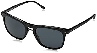 Armani GIORGIO 0AR8107 Gafas de sol, Black, 53 para Hombre ...