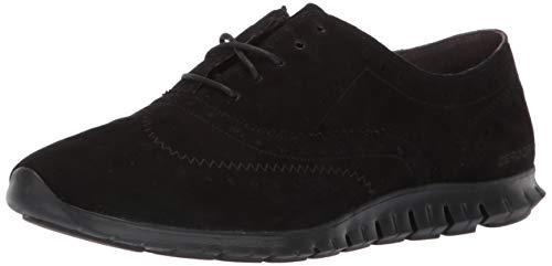 (Cole Haan Women's Zerogrand Wing OX Closed Hole II Shoe, Black, 11 B US)