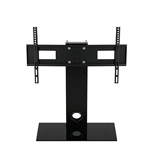 SevenFanS Universal TV Table Stand Suitable for VESA 100100 to 600400, up 60