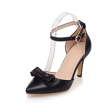 Toe Heel Piece US7 Office Stiletto Black Pointed Zormey Shoes 5 Career Heels amp;Amp; amp;Amp; Dress Party D'Orsay CN38 Two UK5 5 Women'S amp;Amp; Evening EU38 qtxz0