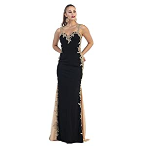 a59912c32e2fb May Queen MQ1297 Red Carpet Evening Gown (20