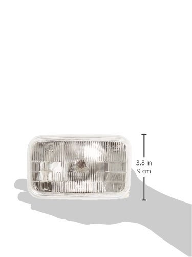 046135308130 - SYLVANIA H4703 Basic Halogen Sealed Beam Headlight 92x150, (Contains 1 Bulb) carousel main 7