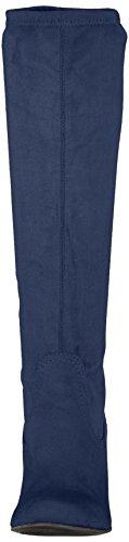 Stretch Azul para Ocean Mujer Caprice 25503 Botas cTqwSqfY