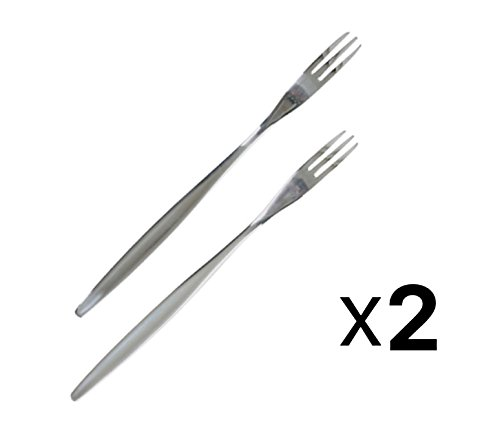 Pickle Handle Long (Norpro Stainless Steel 4 Piece Pickle Fork Set)