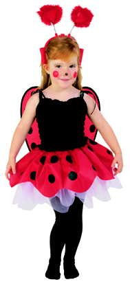Fasching Marienkafer Kostum Fur Kinder Gr 128 2006 Amazon De