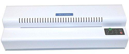 Sky 330R4 Photo Quality Pouch Laminator 12.8-inch Heated Roller Laminating (Photo Quality Pouch Laminator)