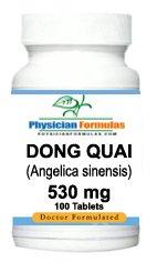 Dong Quai Анжелика Sinensis Root Herb Дополнение 530 мг, 100 таблеток - одобренные доктора Рэя сахелианских, MD