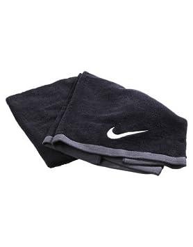 Nike Fundamental Toalla, Unisex Adulto, (bla/whi), Talla Única: Amazon.es: Deportes y aire libre