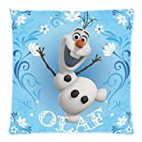 Guse case Cotton Paradise Frozen Cartoon Movie Throw Pillow Case Home Custom Cushion Cover 18 X 18 Inch One Side