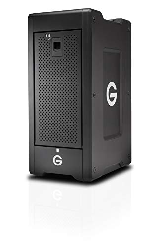 G-Technology 96TB G-Speed Shuttle XL Thunderbolt 3 for sale  Delivered anywhere in USA