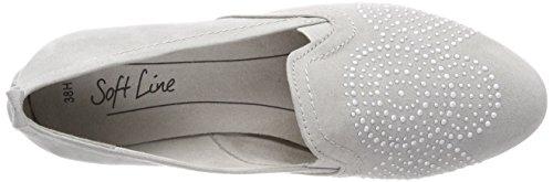 Slipper Lt 24261 Softline Damen Grey Grau 7w6fEqx