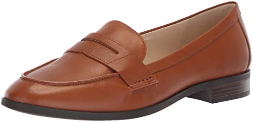 Women's Grand Loafer Haan Leather Penny Cole British Tan Flat Pinch Cx5wdnqX