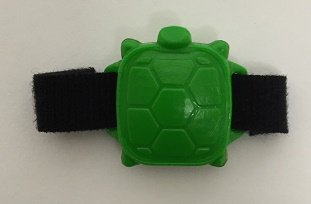 New Safety Turtle 2.0 PET Collar Attachment Turtle Turtle Swimming Pool