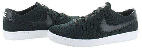 Nike Classic Ultra Flyknit Herrenmode Sneakers Schwarz-Weiss