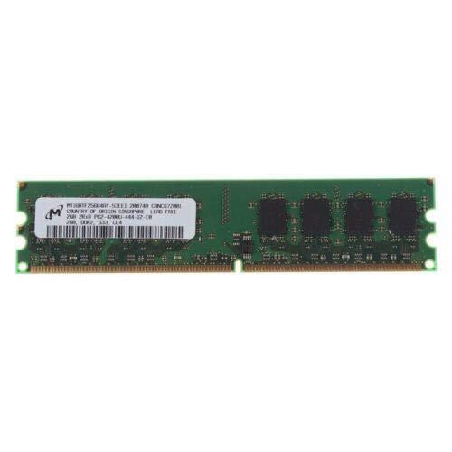 - FidgetGear for Mixron DDR2-533Mhz PC2-4200 16GB 8GB 4GB 2GB CL6 DIMM Desktop Memory LOT 2G 533Mhz Memory X1