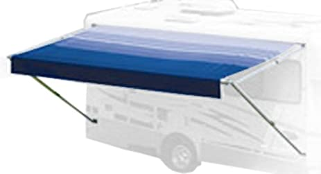 AE Systems 834GN21400 Sunchaser 21 Patio Awning With Polar White Weathershield