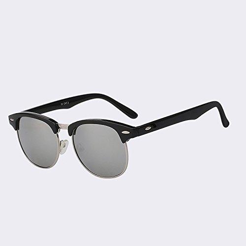 TIANLIANG04 Gafas de Sol Hombre Mujer Classic Vintage Gafas Gafas de Remache  de Moda para la Donna Summer Gafas de Sol 8116f72815da
