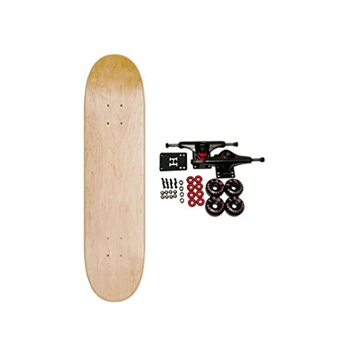BLANK COMPLETE Skateboard NATURAL 7.25 MINI Skateboards