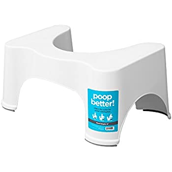 c72ef9dac552 Amazon.com  Squatty Potty The Original Bathroom Toilet Stool