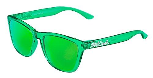 lente Gafas ALL sol verde polarizada de Northweek Aquamarina BfxfwX14