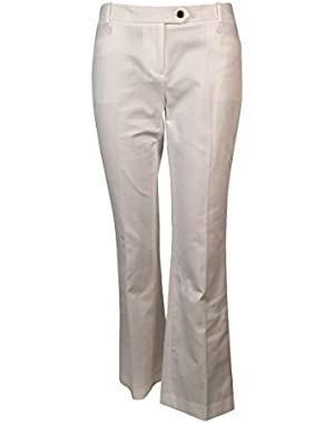 Calvin Klein Women's Straight-Leg Dress Pants