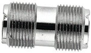 (UHF Female to UHF Female Inline Coaxial Coupler Adapter)