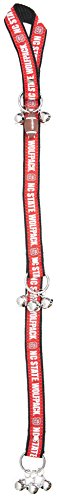 (Pets First Collegiate Pet Accessories, Training Bell, North Carolina State Wolfpack, One)
