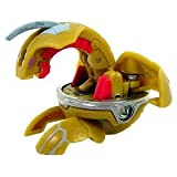 Bakugan Game Single LOOSE Figure Special Attack Powered Up Haos Luminoz (Grey) EVOLUTION Sandstorm Delta Dragonoid II 500 G