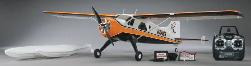 Flyzone DHC-2 Beaver Select Ready to Fly Aircraft (Rc Water Plane Rtf)