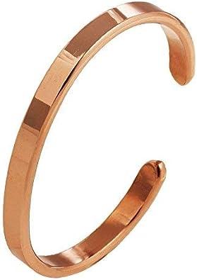 Pulsera/cobre/hecho a mano/en caja regalo: Amazon.es: Joyería
