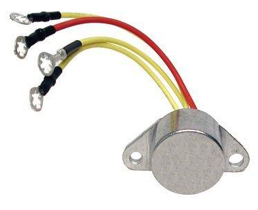 Gleichrichter   GLM Teilenummer  72350; Sierra Teilenummer  18–5709 18–5709  Netzwerkadapter; OMC Teilenummer  581778 von GLM Products, Inc. 79eb2c