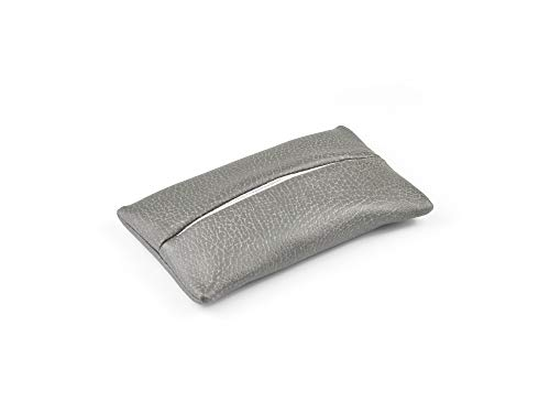 Handmade fabric purse travel pocket size tissue kleenex holder Dinosauar stockin