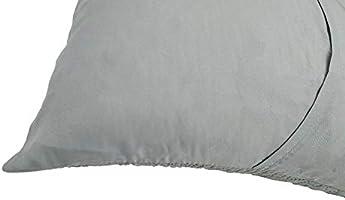 ForenTex - Colcha Boutí, (MQ-GG), Reversible, Bicolor Gris Gris Claro, cama 105 cm, 200 x 260 cm, +1 funda cojín 40 x 60 cm, 220 gr/m2 (relleno ligero ...