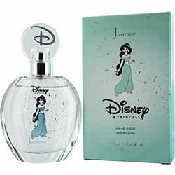 Disney Jasmine Princess Eau De Toilette Spray, 3.4 Ounce (Princess Jasmine Disney)
