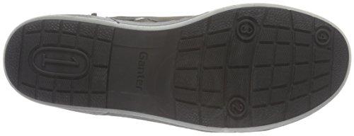 Ganter Helena, Weite H - Zapatillas Mujer Gris - Grau (asphalt 6100)