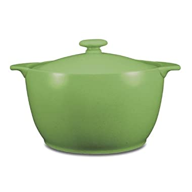 Noritake 8094 714 Colorwave Covered Casserole, 2-Quart, Apple Green