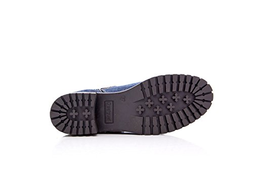 Donne Scarpe Stivaletti Denim Charly Desigual Denim 17wsafc5 PqEwn5B