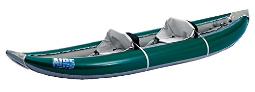 AIRE Lynx II Tandem Inflatable Kayak-Green