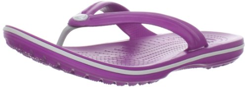 Crocs Unisexe Crocband Flip Flop Alto / Gris Clair