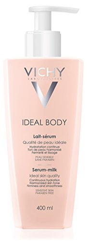 um Milk Skin Firming Body Lotion with Hyaluronic Acid and Rose Hip Oil, 13.52 Fl. Oz. (Body Firming Lotion)