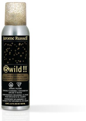 B-Wild GOLD Hair and Body Spray