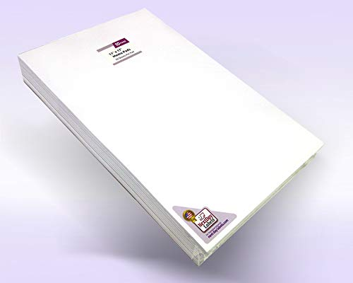 Memo Pads - Note Pads - Scratch Pads - Writing Pads - 10 Pads with 50 Sheets in Each Pad (11x17) by Next Day Labels (Image #1)