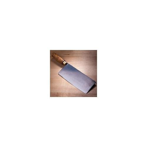 8'' Chinese Cleaver with Wood Handle, set of 6 by Winco
