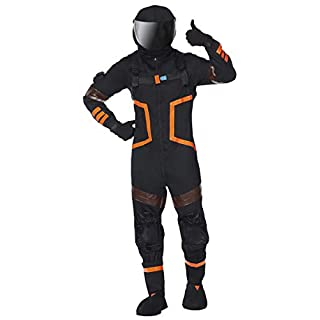 Fortnite Dark Voyager Costume for Adults   Officially Licensed